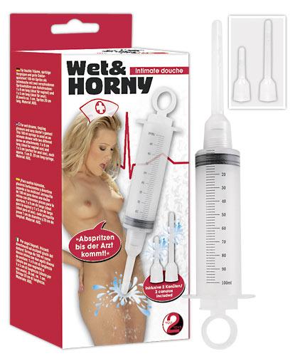 Horny Shot Intimate Douche